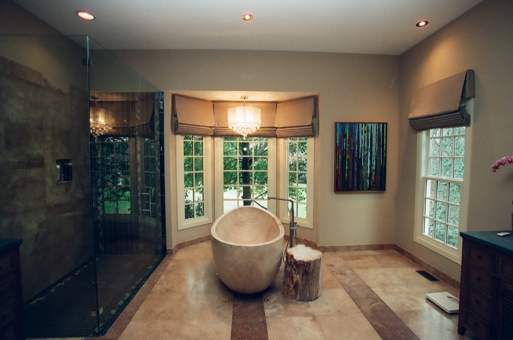 Master Bath Remodel Pacific Builders